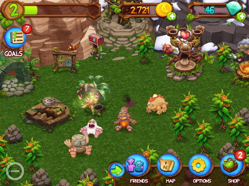 My Singing Monsters: Dawn of Fire modavailable screenshots 12