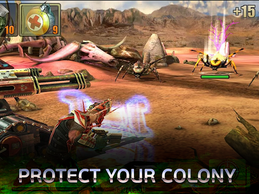 Evolution: Battle for Utopia. Shooting games free 3.5.9 screenshots 21