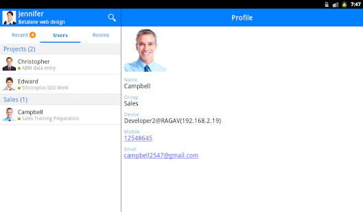 Output Messenger - Android Apps on Google Play