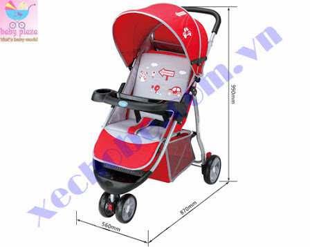 Xe đẩy trẻ em BP01