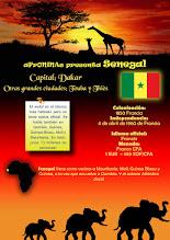 Photo: Un país de Africa: Senegal