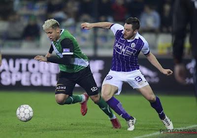 """Antwerp-Beerschot : """"le match le plus chaud de ma carrière""""selon Guillaume François"""
