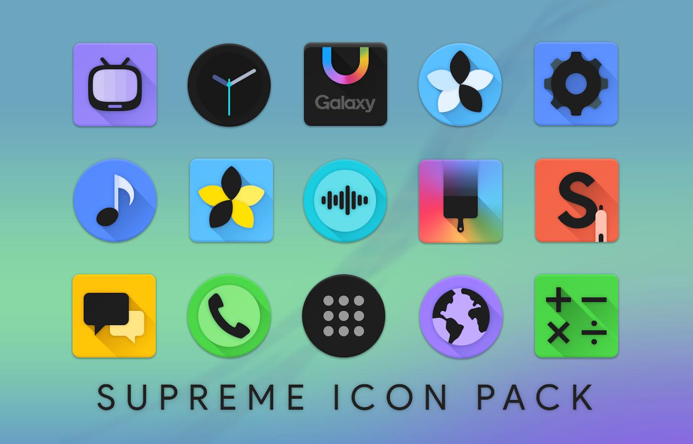Supreme Icon Pack APK Free Download
