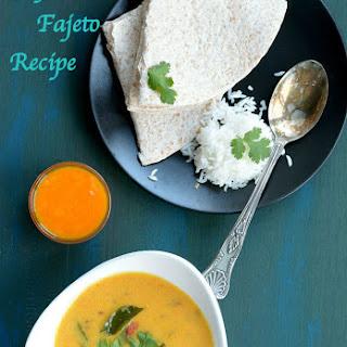 Gujarati Fajeto Recipe | Ripe Mango Kadhi | Indian Mango Curry | Gujarati Cuisine.