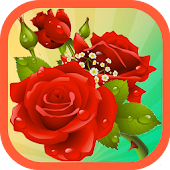 Bubble Shooter Roses