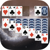 FreeCell Solitaire Galaxy Fantasy