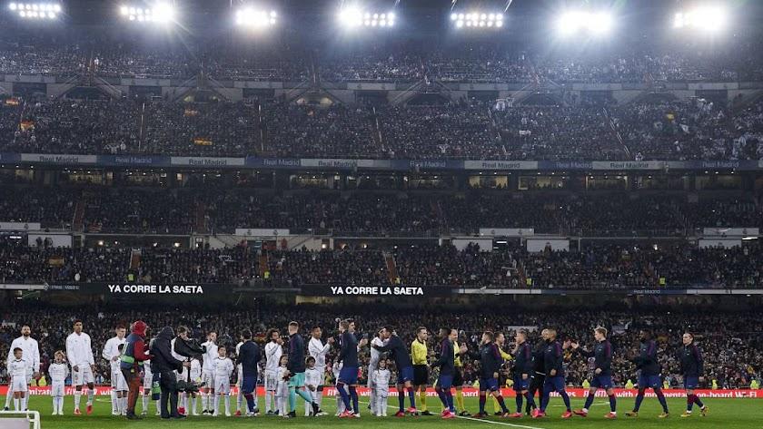 Los Estadios no se volverán a llenar de aficionados.
