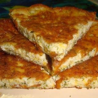 Lazy Cheese Khachapuri.