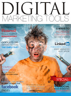 Digital Marketing Tools- screenshot thumbnail