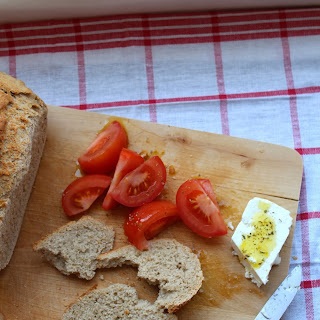 Greek Barley Bread.