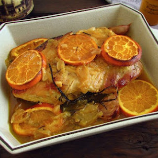 Turkey Tenderloin With Orange