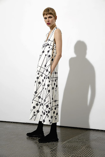 AKJP's new prints were inspired by the work of Henri Matisse, Hans Arp and David Hockney.