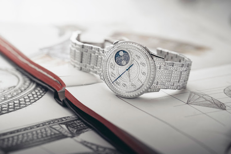Vacheron Constantin Égérie collection.