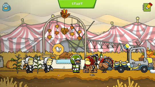 لعبة Scribblenauts Unlimited 7