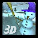 Snow Free 3D Live Wallpaper icon