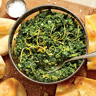 Turnip Green Pesto