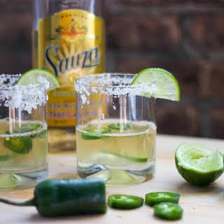 Jalapeno Margaritas.