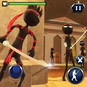 Stickman Shadow Hero Ninja Android APK Download Free By Toucan Games 3D