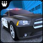 Emergency Car Driving Simulator icon