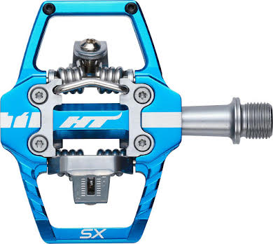 """HT Pedals T1-SX Clipless Pedal: 9/16"""" alternate image 6"""