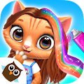 Amy's Animal Hair Salon - Fluffy Cats Makeovers APK