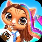Amy's Animal Hair Salon - Cat Beauty Salon Game icon