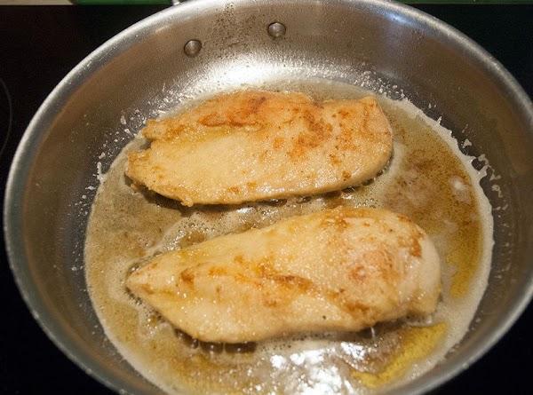 Sauté until golden brown, about 4 to 6 minutes per side.