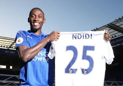 Wilfred Ndidi s'est exprimé pour la première fois depuis son arrivée à Leicester