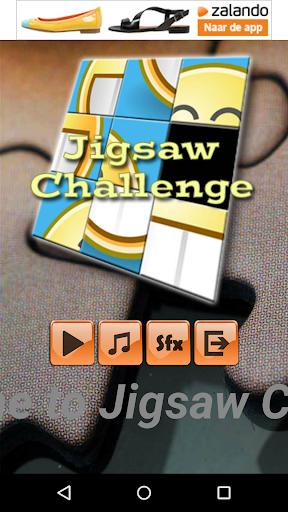 Jigsaw Challange