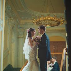 Wedding photographer Aleksandr Kuzovkov (kuzovkov). Photo of 28.01.2017