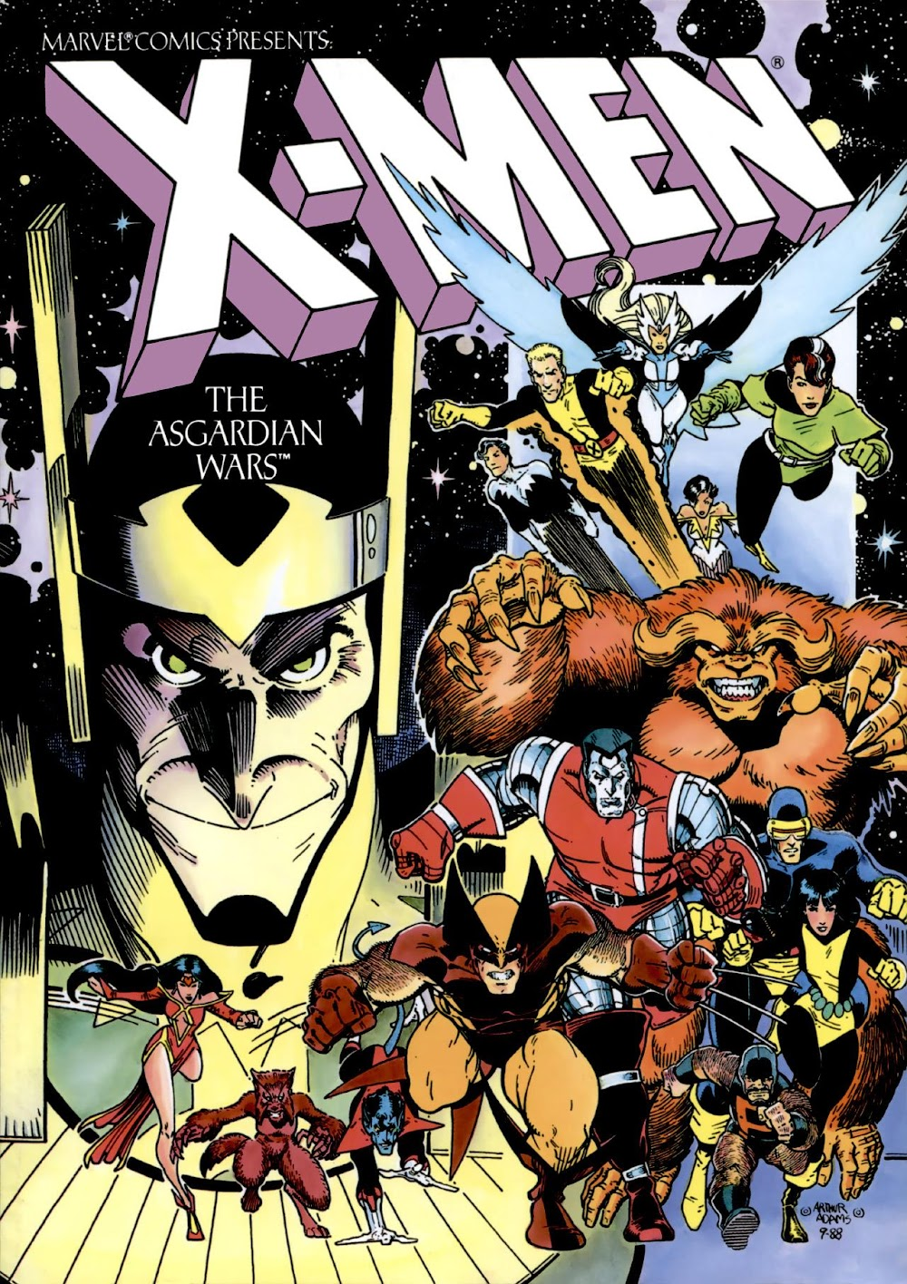 X-Men - The Asgardian Wars (1989)