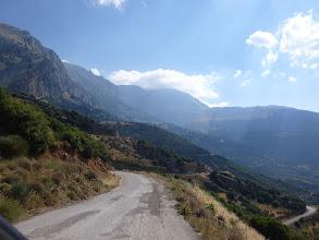 Photo: En route pour le Mont Parnasse