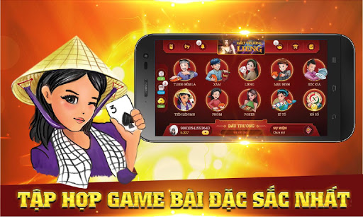 Game Danh Bai Online - Casino 2017 4.0.2 screenshots 1