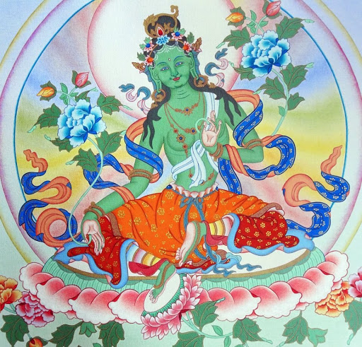 Extensive and Vast Array of Pujas, Practices, and Offerings Sponsored this Saka Dawa