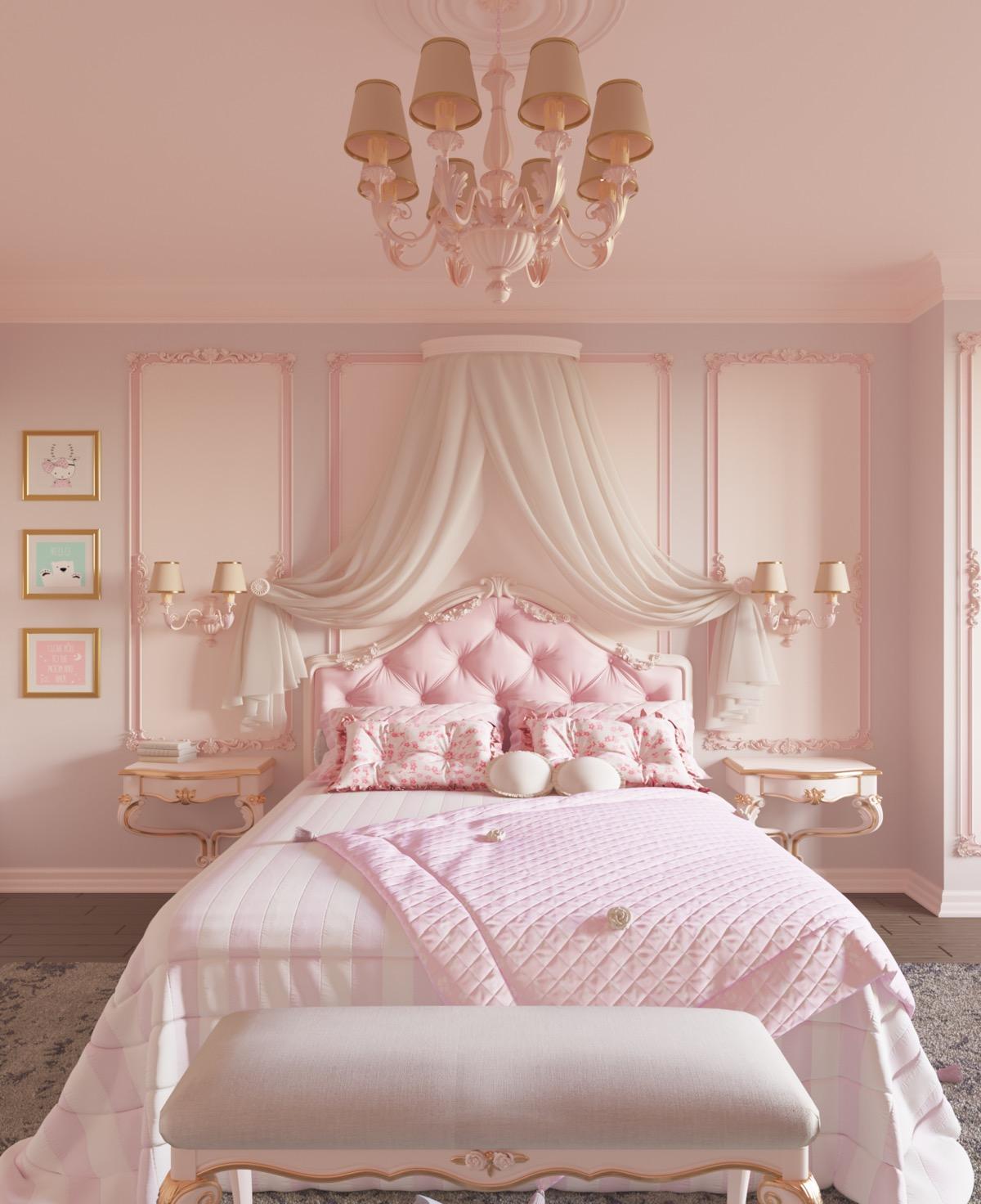 Blush Pink Color