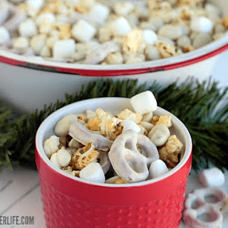 White Chocolate Chips Snack Mix Recipes