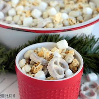 Winter Wonderland Snack Mix.