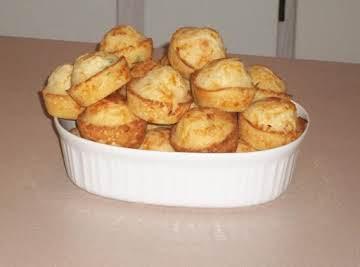 Mexican Style Cornbread Muffins