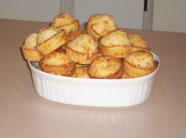 Mexican Style Cornbread Muffins Recipe