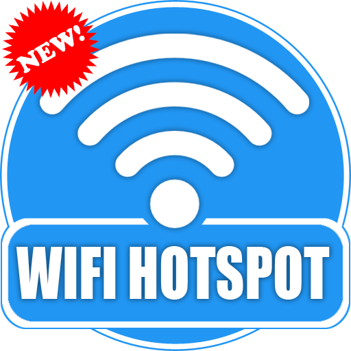 Free Wifi Hotspot from 3G,4G