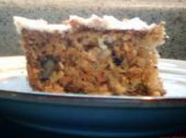 Amish Carrot Cake Recipe