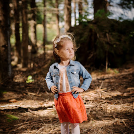 Raisa by Klaudia Klu - Babies & Children Child Portraits