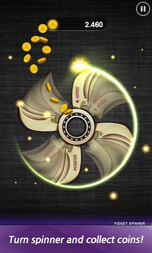 Fidget Spinner King - Stress relief 1.019 screenshots 3