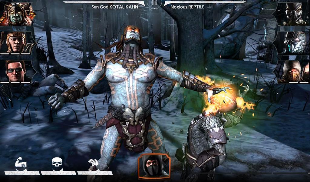 Mortal Kombat X v1.3.0 Mod APK - screenshot