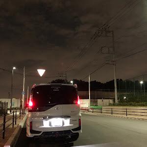 ステップワゴンスパーダ RP5 スパーダハイブリッドG-EXホンダセンシング(CVT_2.0)のカスタム事例画像 ただ太郎さんの2018年08月12日21:09の投稿