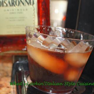 Italian Amaretto Iced Coffee