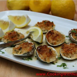 Clam Bake Appetizers Recipes.