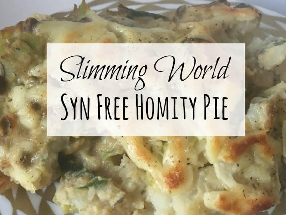 Homemade Slimming World Homity Pie