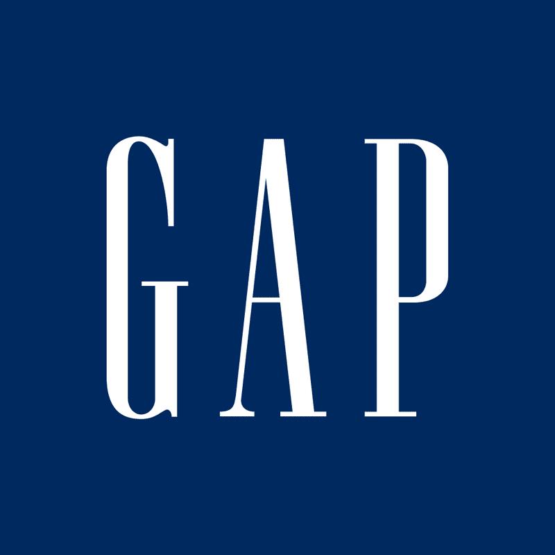 logos creativos GAP