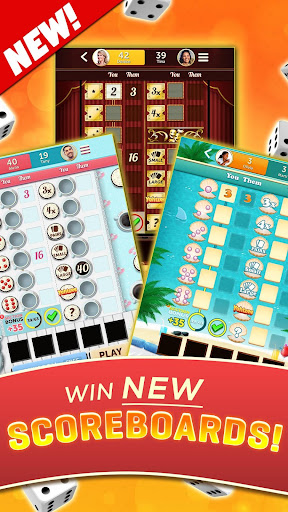New YAHTZEEu00ae With Buddies Dice Game 5.6.5 Screenshots 7